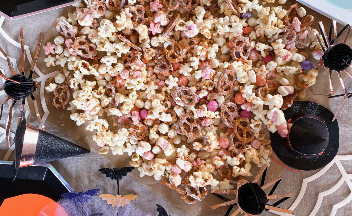 Rezept Hallowenn Crunch