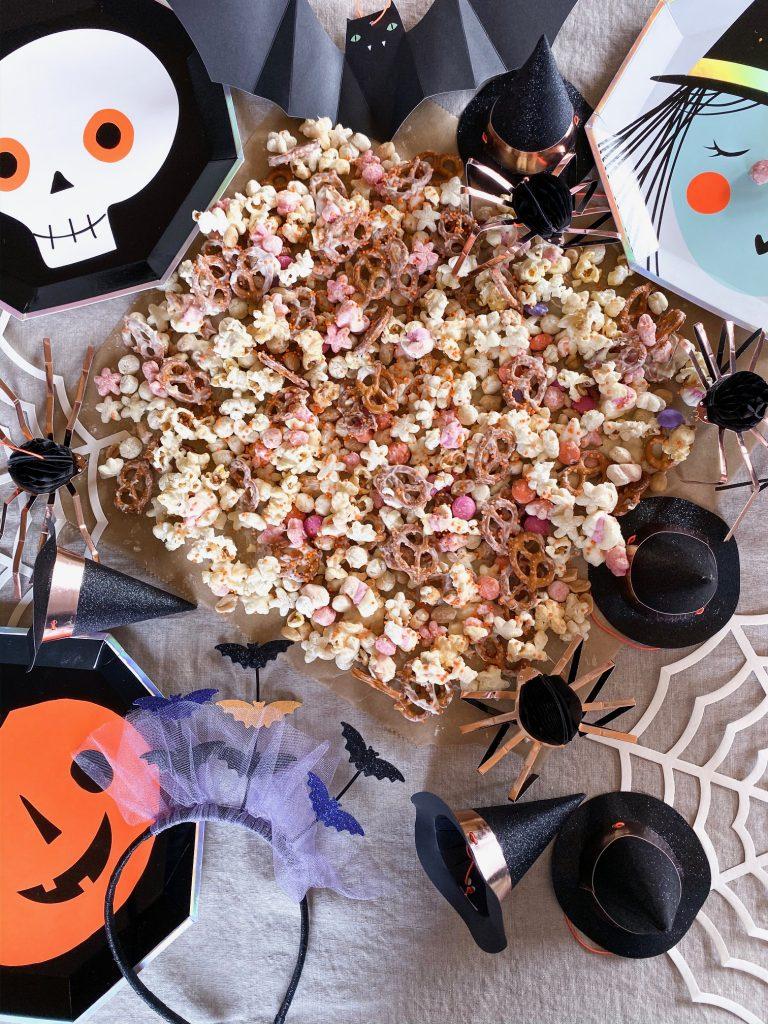 Rezept Hallowenn Crunch